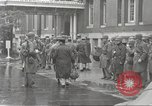 Image of 35th air policemen Tokyo Japan, 1953, second 18 stock footage video 65675061420