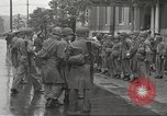 Image of 35th air policemen Tokyo Japan, 1953, second 22 stock footage video 65675061420