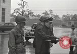 Image of 35th air policemen Tokyo Japan, 1953, second 32 stock footage video 65675061420