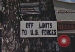 Image of 377th Air Police Security Squadron Saigon Vietnam, 1966, second 35 stock footage video 65675061427