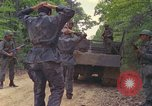 Image of Military Police United States USA, 1976, second 62 stock footage video 65675061453