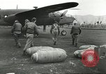 Image of B-25 Mitchell bomber Cassino Italy, 1944, second 21 stock footage video 65675061466