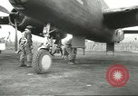 Image of B-25 Mitchell bomber Cassino Italy, 1944, second 25 stock footage video 65675061466