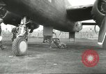 Image of B-25 Mitchell bomber Cassino Italy, 1944, second 26 stock footage video 65675061466