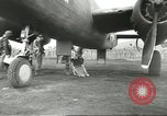 Image of B-25 Mitchell bomber Cassino Italy, 1944, second 27 stock footage video 65675061466