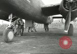 Image of B-25 Mitchell bomber Cassino Italy, 1944, second 30 stock footage video 65675061466