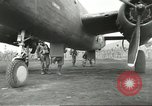Image of B-25 Mitchell bomber Cassino Italy, 1944, second 36 stock footage video 65675061466
