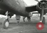 Image of B-25 Mitchell bomber Cassino Italy, 1944, second 45 stock footage video 65675061466