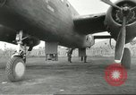 Image of B-25 Mitchell bomber Cassino Italy, 1944, second 48 stock footage video 65675061466