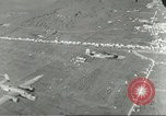Image of B-25 Mitchell bombers Cassino Italy, 1944, second 24 stock footage video 65675061468