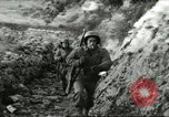 Image of United States infantrymen Cassino Italy, 1944, second 1 stock footage video 65675061473