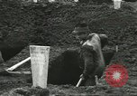 Image of dead American soldier Cassino Italy, 1944, second 16 stock footage video 65675061474