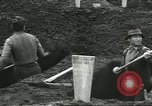Image of dead American soldier Cassino Italy, 1944, second 17 stock footage video 65675061474