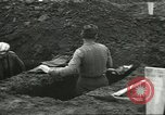 Image of dead American soldier Cassino Italy, 1944, second 18 stock footage video 65675061474