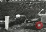 Image of dead American soldier Cassino Italy, 1944, second 19 stock footage video 65675061474