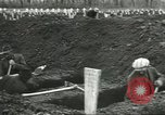 Image of dead American soldier Cassino Italy, 1944, second 20 stock footage video 65675061474