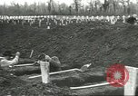 Image of dead American soldier Cassino Italy, 1944, second 21 stock footage video 65675061474