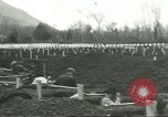 Image of dead American soldier Cassino Italy, 1944, second 23 stock footage video 65675061474