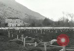 Image of dead American soldier Cassino Italy, 1944, second 26 stock footage video 65675061474