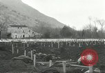 Image of dead American soldier Cassino Italy, 1944, second 28 stock footage video 65675061474