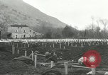 Image of dead American soldier Cassino Italy, 1944, second 31 stock footage video 65675061474