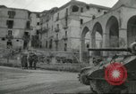 Image of Italian refugees Cassino Italy, 1944, second 1 stock footage video 65675061477