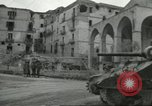Image of Italian refugees Cassino Italy, 1944, second 2 stock footage video 65675061477