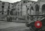 Image of Italian refugees Cassino Italy, 1944, second 6 stock footage video 65675061477