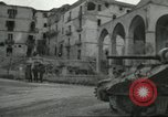 Image of Italian refugees Cassino Italy, 1944, second 8 stock footage video 65675061477