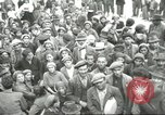Image of Italian refugees Cassino Italy, 1944, second 9 stock footage video 65675061477