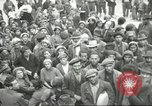 Image of Italian refugees Cassino Italy, 1944, second 10 stock footage video 65675061477