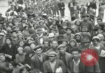 Image of Italian refugees Cassino Italy, 1944, second 14 stock footage video 65675061477