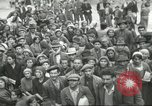 Image of Italian refugees Cassino Italy, 1944, second 15 stock footage video 65675061477