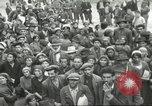 Image of Italian refugees Cassino Italy, 1944, second 17 stock footage video 65675061477