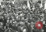 Image of Italian refugees Cassino Italy, 1944, second 18 stock footage video 65675061477