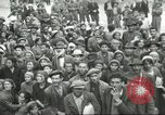 Image of Italian refugees Cassino Italy, 1944, second 19 stock footage video 65675061477