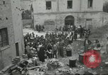 Image of Italian refugees Cassino Italy, 1944, second 24 stock footage video 65675061477