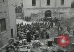 Image of Italian refugees Cassino Italy, 1944, second 26 stock footage video 65675061477