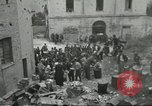 Image of Italian refugees Cassino Italy, 1944, second 27 stock footage video 65675061477