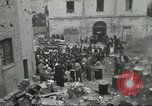 Image of Italian refugees Cassino Italy, 1944, second 29 stock footage video 65675061477
