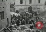 Image of Italian refugees Cassino Italy, 1944, second 30 stock footage video 65675061477