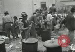 Image of Italian refugees Cassino Italy, 1944, second 32 stock footage video 65675061477