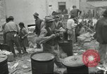 Image of Italian refugees Cassino Italy, 1944, second 33 stock footage video 65675061477