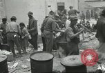 Image of Italian refugees Cassino Italy, 1944, second 34 stock footage video 65675061477