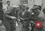 Image of Italian refugees Cassino Italy, 1944, second 40 stock footage video 65675061477