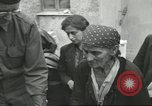 Image of Italian refugees Cassino Italy, 1944, second 45 stock footage video 65675061477