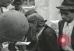 Image of Italian refugees Cassino Italy, 1944, second 47 stock footage video 65675061477