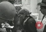 Image of Italian refugees Cassino Italy, 1944, second 48 stock footage video 65675061477
