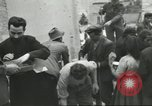 Image of Italian refugees Cassino Italy, 1944, second 49 stock footage video 65675061477
