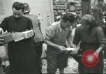 Image of Italian refugees Cassino Italy, 1944, second 51 stock footage video 65675061477